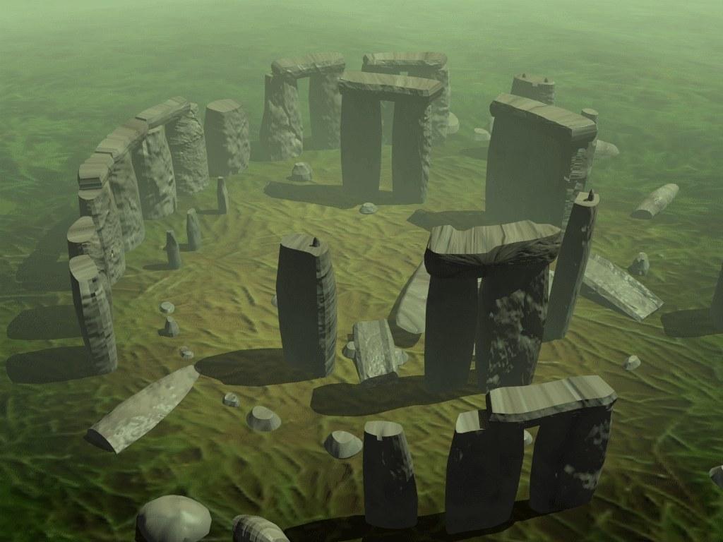 Wide - (Mundo e idéias iniciais) Stonehenge2