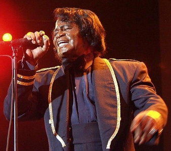 James Brown - Obituário da Fama!